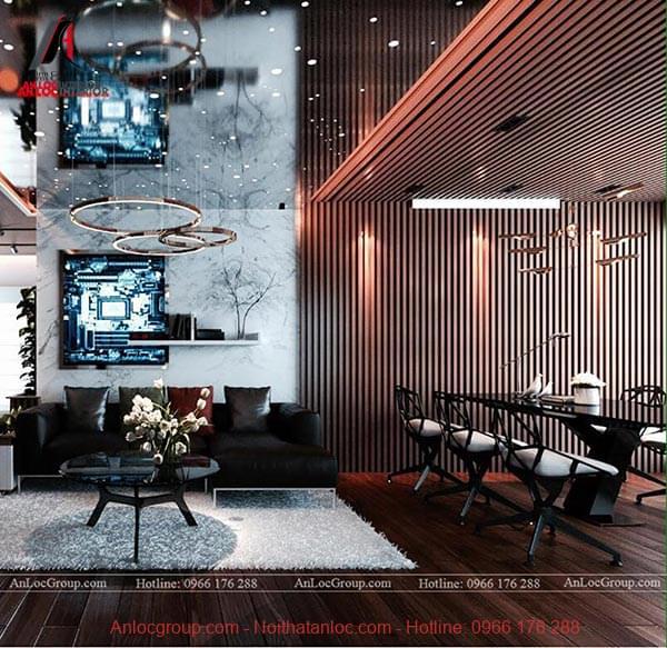 Hình ảnh nội thất chung cư cao cấp tại Dolphin Plaza - Ảnh 1