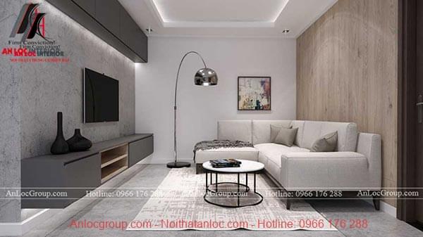 Thiết kế căn hộ FLC Twin Towers - Ảnh 3