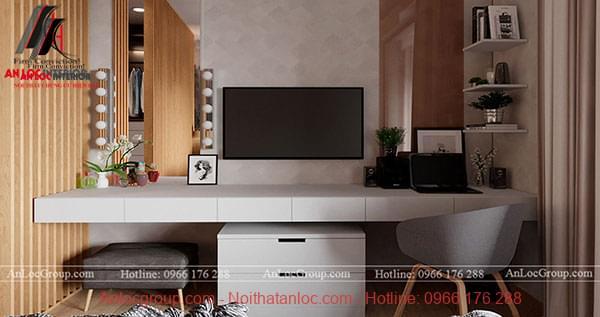 Thiết kế nội thất chung cư phong cách hiện đại tại Sunshine Garden - Ảnh 7