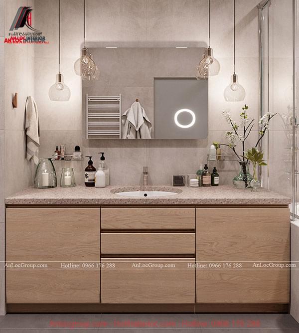 Thiết kế nội thất chung cư phong cách hiện đại tại Sunshine Garden - Ảnh 8