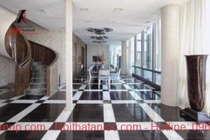 Nội thất căn hộ Penthouse cao cấp Tribeca Duplex 585m2 tại Mỹ - Ảnh 7