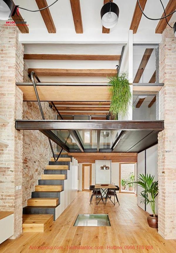 Mẫu thiết kế căn hộ độc đáo tại Tây Ban Nha - Ảnh 3